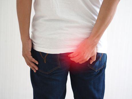 Haemorrhoids cause pain and irritation around the bottom (back passage)