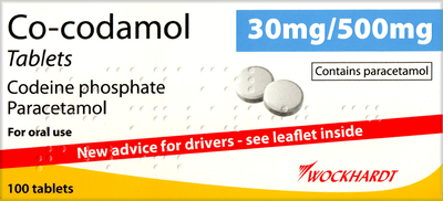 Co-codamol