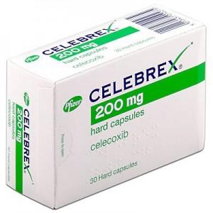 Celebrex 200mg celecoxib anti-inflammatory 30 hard capsules