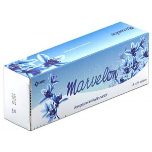 Marvelon contraceptive pill