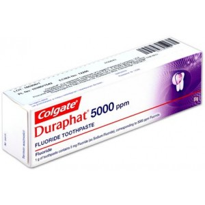 Colgate Duraphat 5000ppm toothpaste