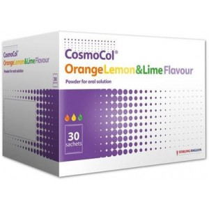 Cosmocol Orange, Lemon and Lime Sachets