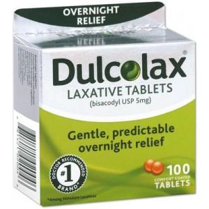 Dulcolax 5mg tablets