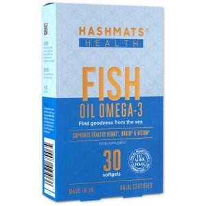 Hashmats Fish Oil Omega-3
