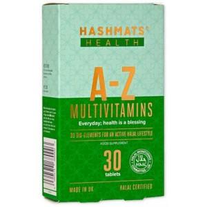 Hashmats A-Z Multivitamins