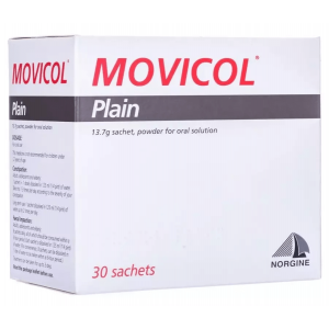 Movicol plain sachets