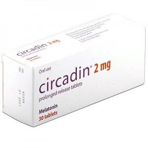 Circadin 2mg melatonin 30 prolonged-release tablets