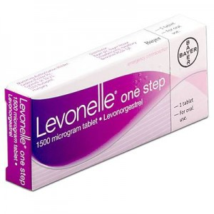 Levonelle one stop 1500 mcg levonorgestrel emergency contraceptive 3 tablets