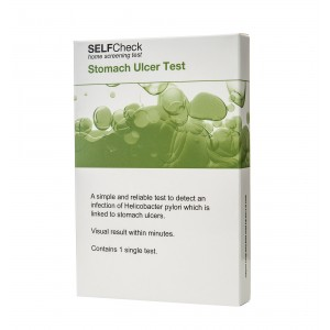 SELFCheck Stomach Ulcer Test