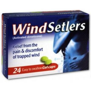 WindSetlers Dimeticone 24 Soft Gel Capsules
