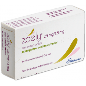 Zoely contraceptive pill