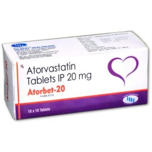 Atorvastatin_20mg_tablets