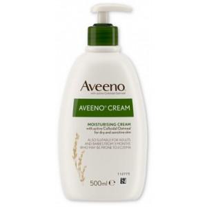 Aveeno Cream 500ml Pump