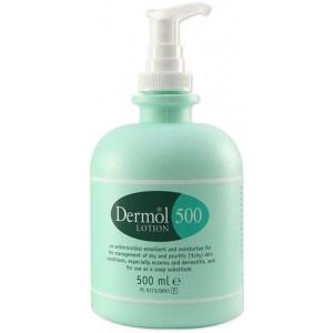 Dermo 500 lotion 500ml pump