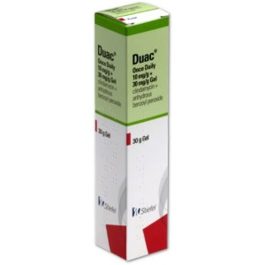 Duac Once Daily Gel 10mg/g 30mg/g