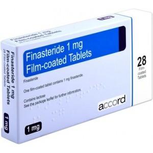 Finasteride 1mg 28 tablets for hair loss