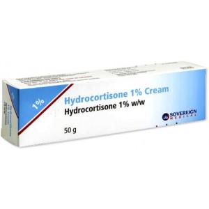 Hydrocortisone cream 50g tube
