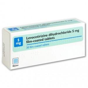 Levocetirizine_5mg_film-coated_tablets