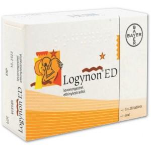 Logynon ED contraceptive pill