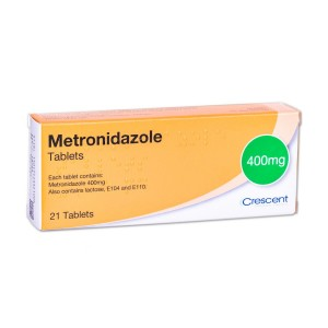 Metronidazole_400mg_tablets