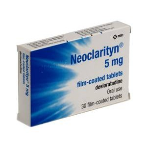 Neoclarityn_5mg_film-coated_tablets