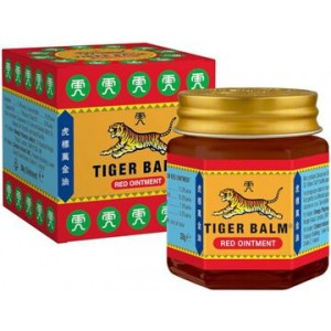 Tiger Balm Red 30g Ointment for Pain