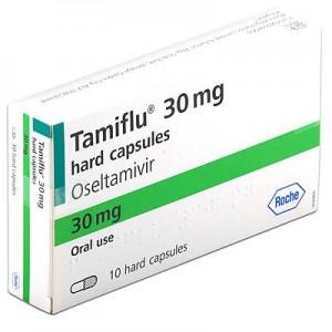Tamiflu 30mg oseltamivir 10 tablets for flu