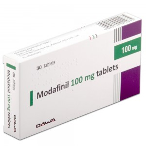 Dawa Modafinil 100mg 30 tablets